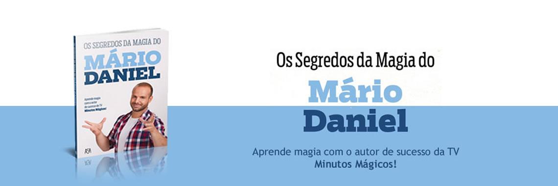 Livro Mário Daniel